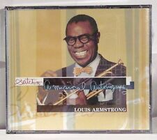 Louis Armstrong: Satchmo - A Musical Autobiography (3 CD Box set) NEW