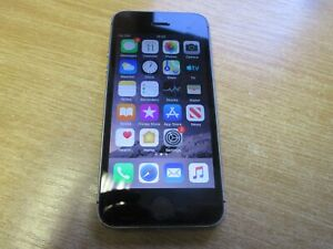 Apple iPhone 5s - 16GB - Space Grey (Vodafone) Used - D552
