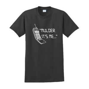The X-Files inspired Mulder Its Me or Scully Its Me T Shirt Sci-fi Aliens 90s