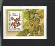 Antigua sc#759 (1984) Souvenir Sheet MNH