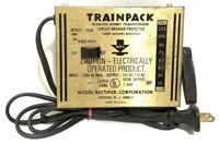 MRC Trainpack Transformer 100 N Gauge Model Rectifier Train Control Tested Works