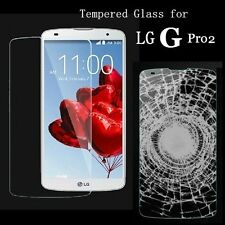 Tempered Glass Screen Protector Film for LG Optimus G Pro2 II F350 D837 D838