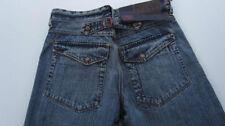 Cotton Jeans Men's Extra Long Loose