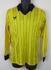 Vtg Erima 80s Football Shirt Trikot Borussia Dortmund Style Camisa Medium M 5/6