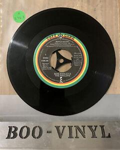 "BOB MARLEY AND THE WAILERS BUFFALO SOLDIER 7"" VINYL  TUFF GONG VG+ Con"