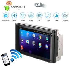 "7"" 2Din Car Radio MP4 MP5 Player GPS Navi WIFI Bluetooth AM FM Android 5.1 M9K6"