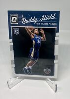 2016-17 Panini Donruss Optic BUDDY HIELD Rated Rookie #156 RC Pelicans Mint