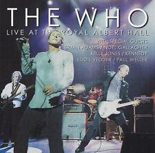 THE WHO - 3 CD - LIVE AT THE ROYAL ALBERT HALL