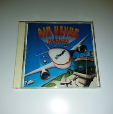 Air Havoc Controller PC CD-ROM Flight Simulator Game ~ Excellent!