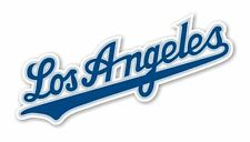 Los Angeles Dodgers  Decal / Sticker Die cut