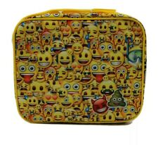 New Lunch Bag Kids  Emoji, Insulated Lunchbag   Tote