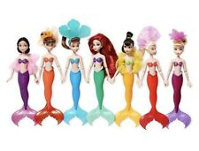 The little mermaid and sisters doll set of 7