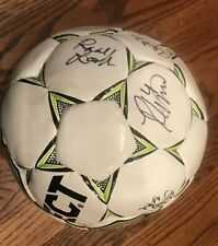 Rose Lavelle Autographed Soccer Ball + 4 other Washington Spirit Players