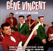 GENE VINCENT  *  60 Greatest Hits * NEW 3-CD Box Set  *  All Original Songs