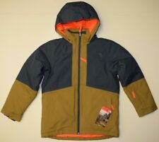 The North Face Boy's Buster Insulated Snow Ski Winter Jacket Size M 10/12 NEW