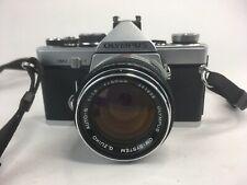 Olympus OM-2 Camera with Zuiko Auto-S 50mm Lens