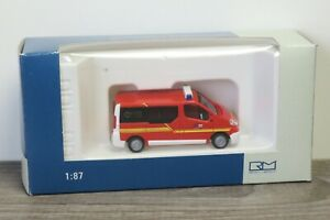 Opel Vivaro Feuerwehr Marktheidenfield - Rietze 1:87 in Box *38646