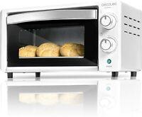 Cecotec Bake&Toast 490 Horno Conveccion Sobremesa de 10 L, 100 W Hasta 230ºC