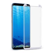 3D curved Displayschutz Panzerglasfolie transparent für Galaxy S7 edge