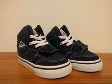 VANS New Mountain Edition Canvas & Suede Vault Toddler Size USA 5