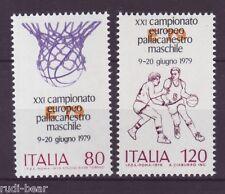 Italien Nr. 1662-63 **  Basektball