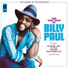 Billy Paul - Billy Paul - The Very Best Of (NEW CD)