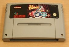 JEU super nintendo  THE BRAINIES   EUR  SNES