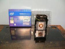 GENUINE INTEL HEATSINK COOLING CPU FAN NEW FOR BTX MOTHERBOARD LGA 775