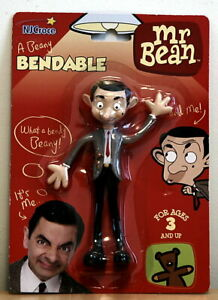 Ty MR Bean Bendable Toy Figure Rowan Atkinson