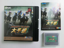 Neo Dragons Wild JP for Neo Geo Pocket - CIB - complete