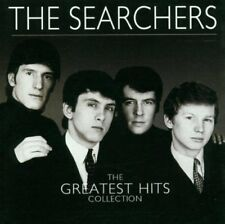 The Greatest Hits Collection by Searchers (CD, 2001 Sanctuary) NEW