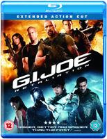 G.I. Joe: Retaliation Blu-Ray (2013) Channing Tatum, Chu (DIR) cert 12