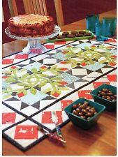 A Modern Holiday Quilt Pattern Pieced/Applique AW