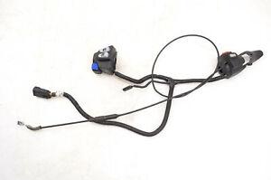 """14 Arctic Cat ZR6000 El Tigre Thumb Throttle Harness & Left Control Switch 129"""""""