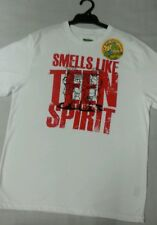 TEENAGE MUTANT NINJA TURTLES COTTON T-SHIRT SIZE XL NWT SMELLS LIKE TEEN SPIRIT