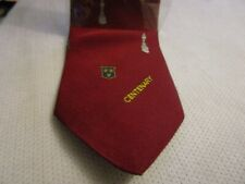 MUNSTER CENTENARY RUGBY TIE
