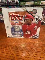 2021 topps series 1 jumbo box Baseball break Random Teams