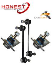 For SEAT ALHAMBRA 1996-2010 FRONT STABILISER LINK BARS & WISHBONE ARM BALLJOINTS