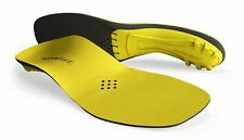 Superfeet Premium Insole Yellow Performance Support Skates Cycling Track Shoes