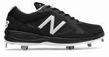 New Balance Low-Cut TUPELOv1 Baseball Cleat Mens Shoes Black