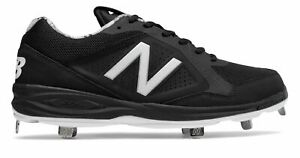 New Balance Low-Cut TUPELOv1 Baseball Cleat Mens Shoes Black