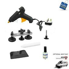 Car Body Panel Dent Repair Removal Puller Lifter Tool Kit - Universal Use