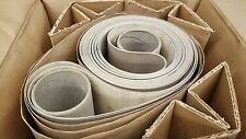 "Norton Abrasives closekote paper belts 10"" x 25' 280-E grit"