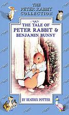 TALE OF PETER RABBIT & BENJAMIN BUNNY rare Kids Family vhs BEATRIX POTTER