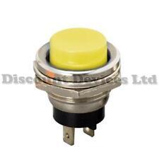 Dash per Auto Interruttore a Bottone 1 2 A 250 V Circuito OFF - (ON)