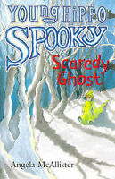Scaredy Ghost (Young Hippo Spooky S.), McAllister, Angela, Very Good Book