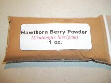 1 oz. Hawthorn Berry Powder (Crataegus laevigata)