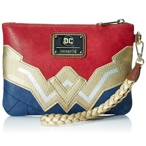 Loungefly Wonder Woman Wristlet Wallet