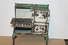 VINTAGE 1910's or 20's ARCADE CAST IRON TOY ROPER GAS STOVE