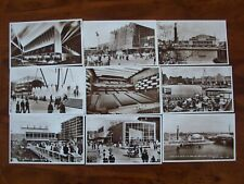 More details for 14  festival of britain postcards  all sepia by valentines including no 1.